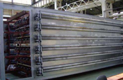 Roll jet Dryer Model SRJ-125(100)